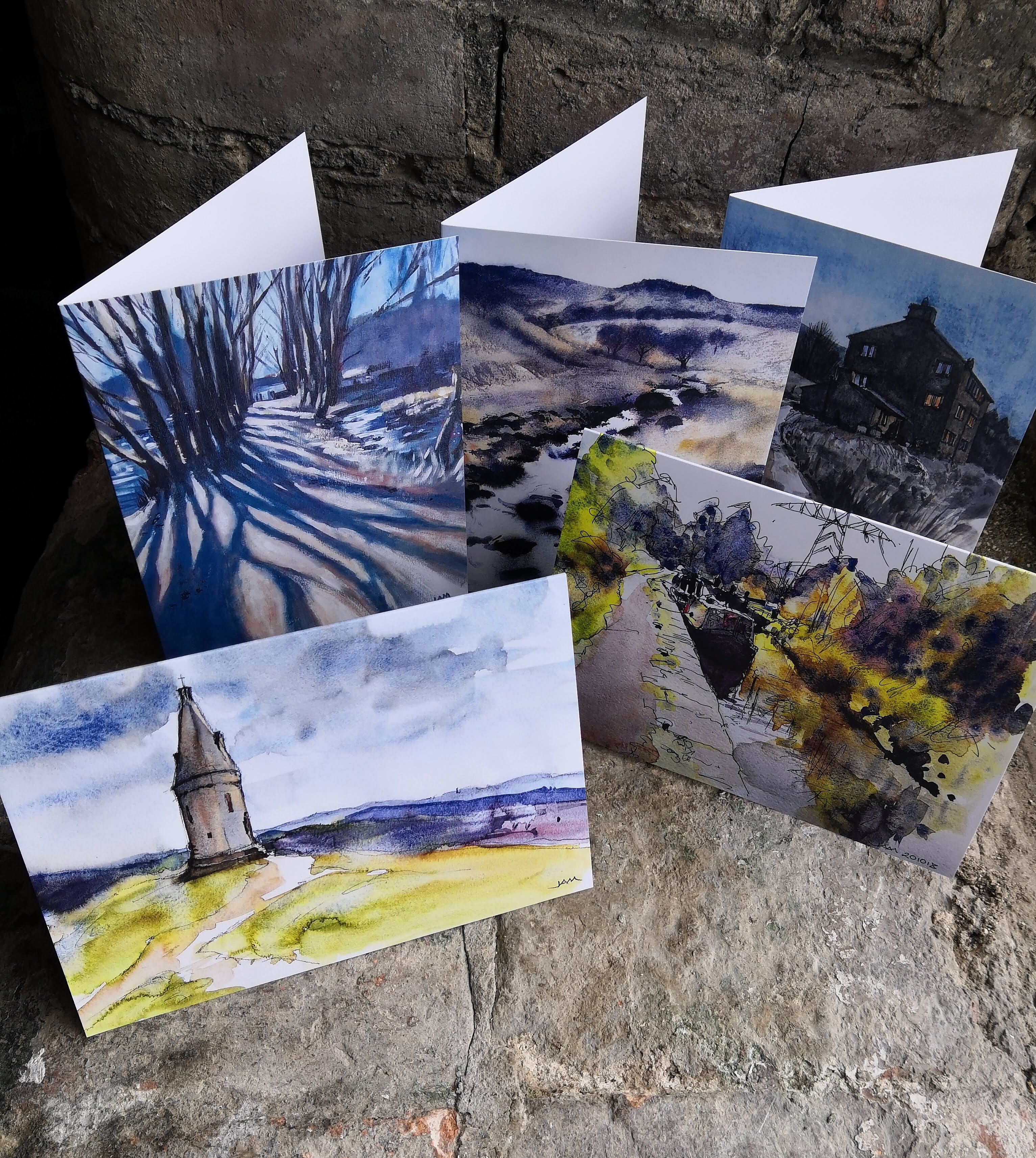 Pack of Five Cards